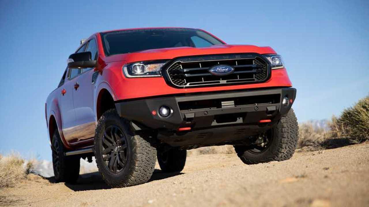 Ford Ragner off-road packages