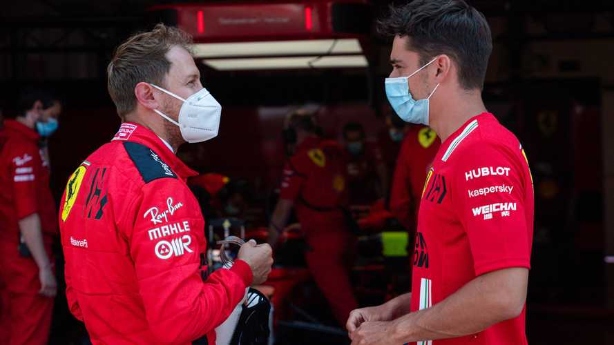 Vettel and Leclerc 'mature enough' to move on from clash
