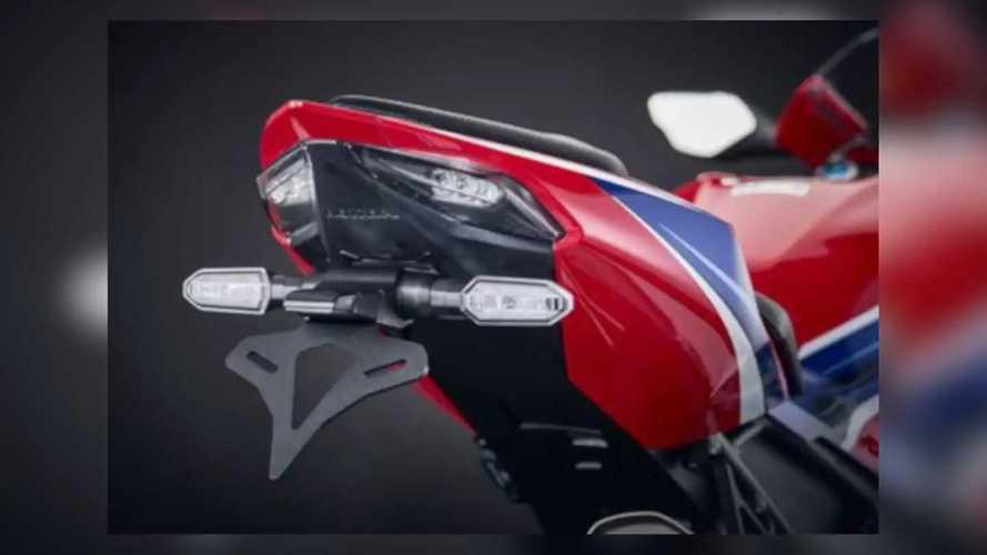 Evotech Performance Accessories For 2021 Honda CBR1000RR-R Fireblade SP