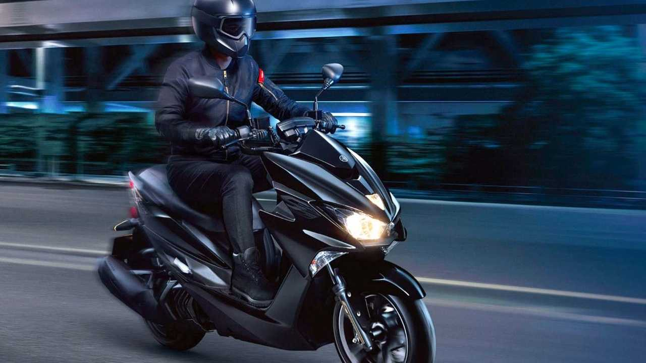 Yamaha Has Updated The Force 155 For The Asian Market