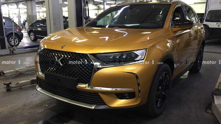 DS 7 Crossback в Москве