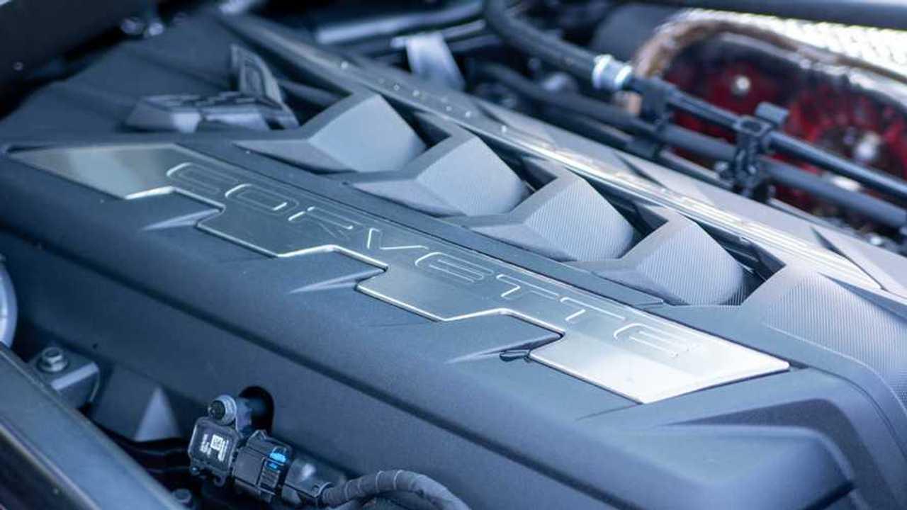 GM won't provide aftermarket support for Corvette C8.