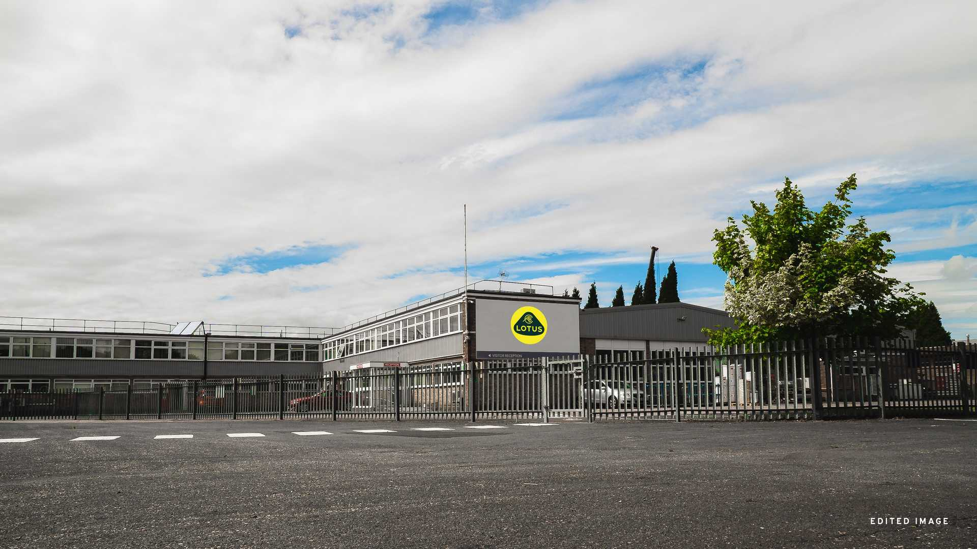 Lotus adds new manufacturing site near Hethel HQ