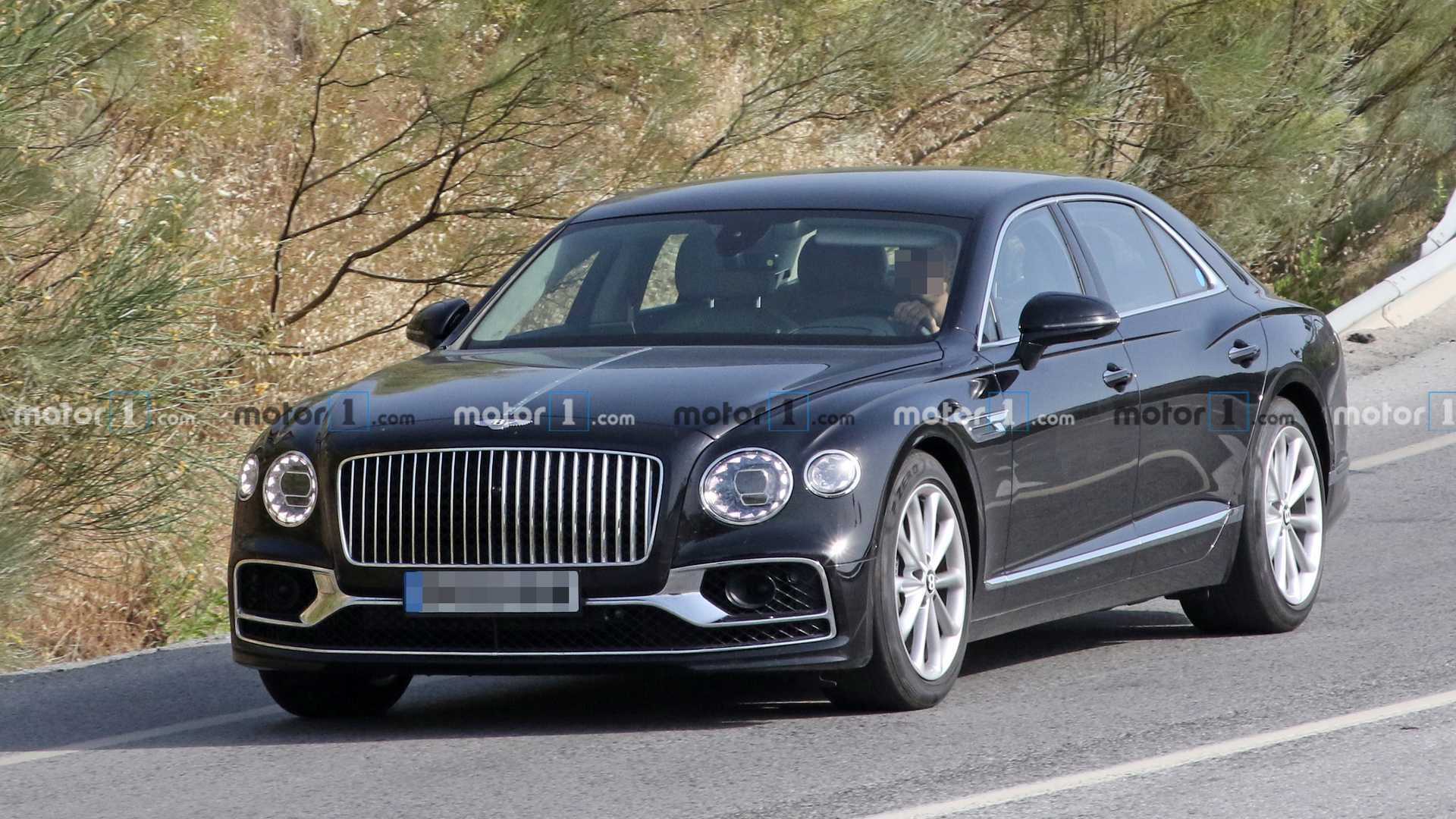 2018 Bentley Continental Flying Spur 70