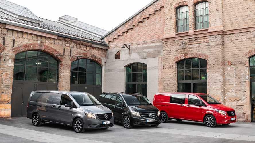 Mercedes-Benz Vans, i più amati dai dealer italiani