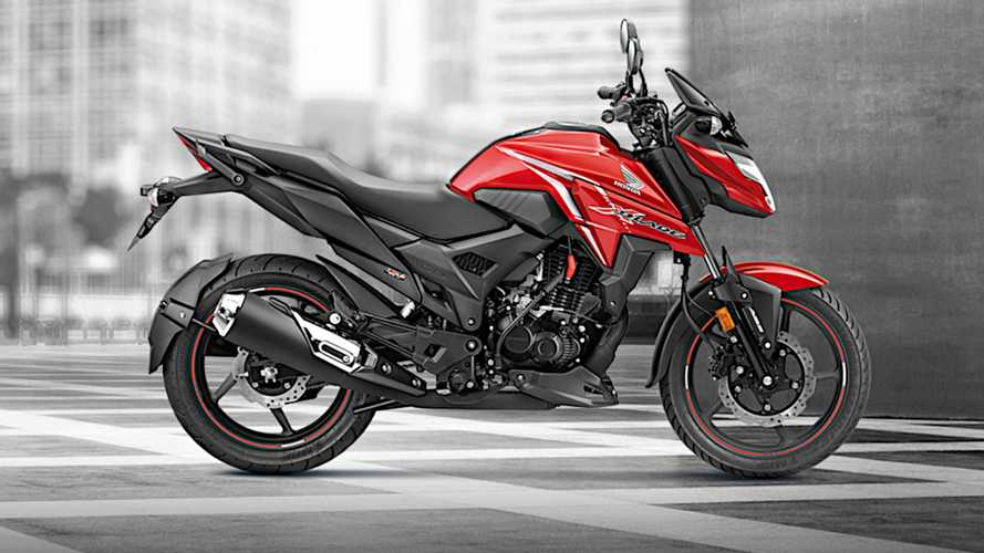 Honda X-Blade BS6 Is Here To Help You Slice Through Traffic Snarls
