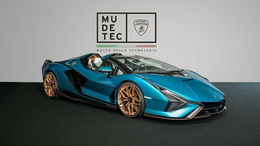 Il Museo Lamborghini MUDETEC riapre le porte al pubblico