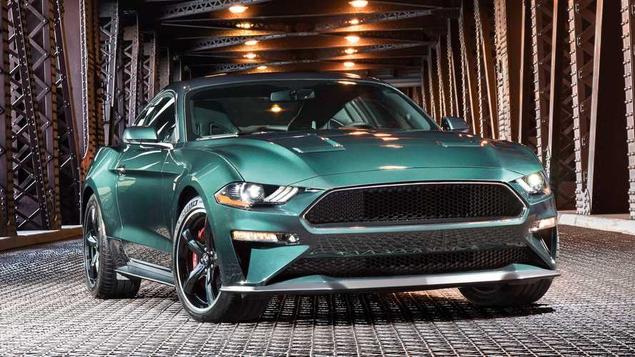 Ford Mustang - Variantes