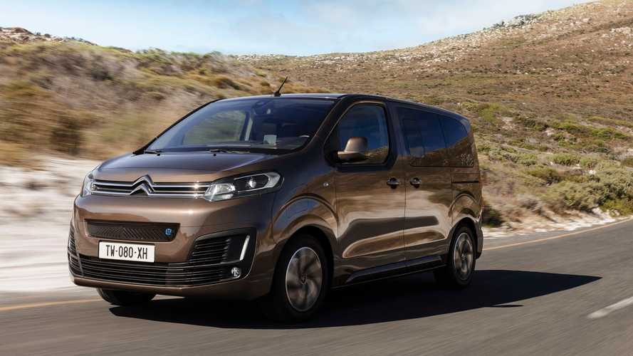 Citroen's e-SpaceTourer electric MPV is now available to order