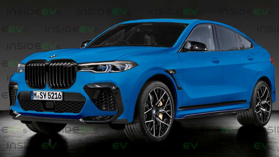 BMW X8 M Will Reportedly Be A 750 HP Plug-In Hybrid Coupe-SUV