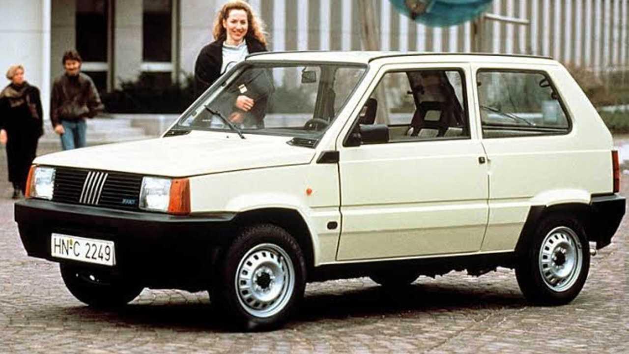 História Fiat Panda