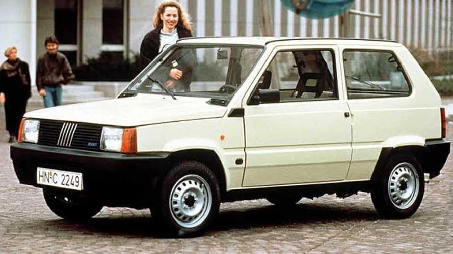 Collection: Fiat Panda, a inspiração para o Uno, completa 40 anos