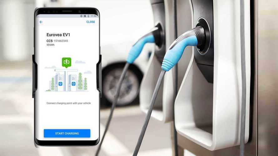 Navi-App von Sygic nun mit Bezahlfunktion fürs Aufladen von Elektroautos