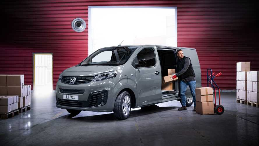 New van market breaks records in April as home deliveries drive demand