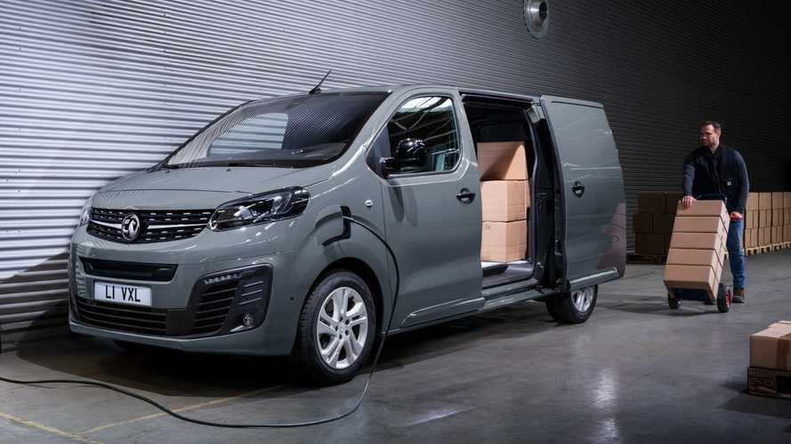 Electric Vauxhall Vivaro-e will go on sale in June with 188-mile range