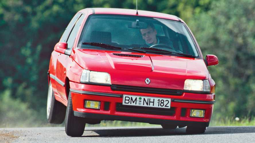 Renault Clio 16V 1991-1994: antesala del Williams