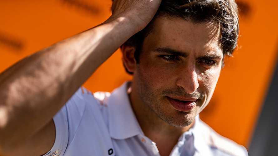 Sainz gana enteros en Ferrari