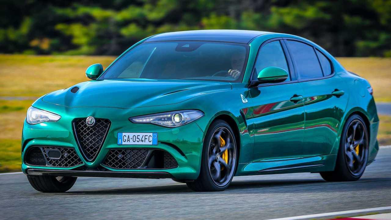 2020 Alfa Romeo Stelvio Giulia Quadrifoglio Updated In Europe