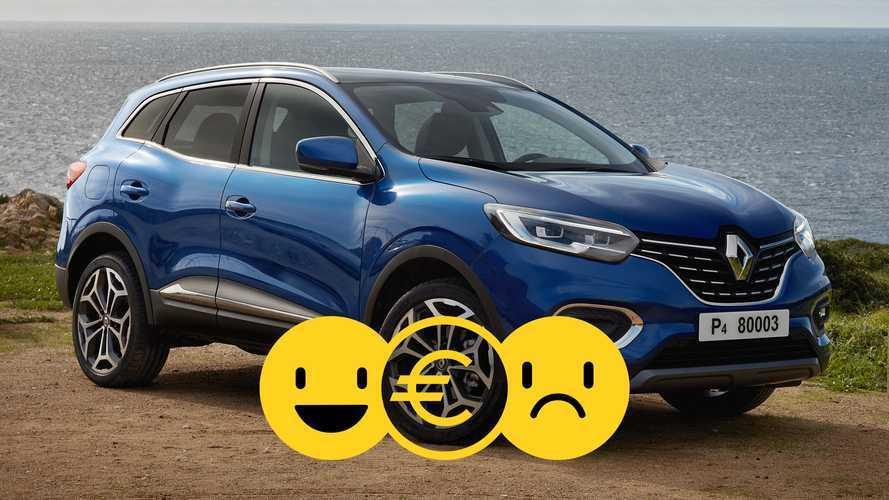 Promozione Renault Kadjar Restart, perché conviene e perché no