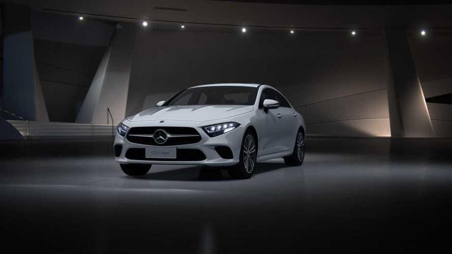 Mercedes-Benz CLS получил новый двигатель всего на 1,5 л