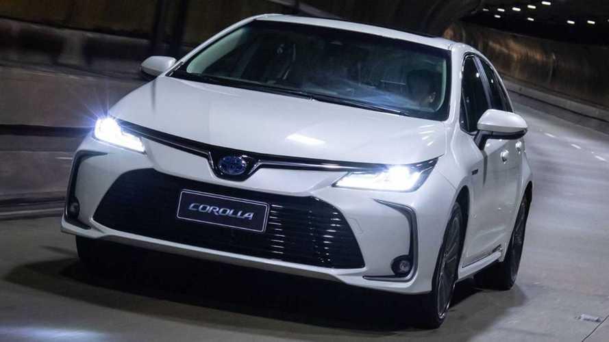 Toyota Corolla sobe de preço de novo e fica até R$ 3 mil mais caro