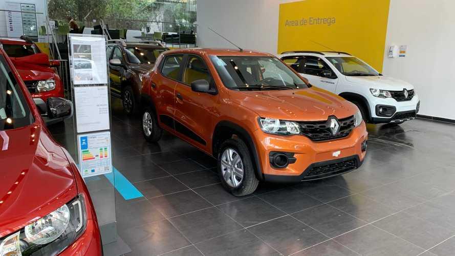 Renault Kwid - Concessionária