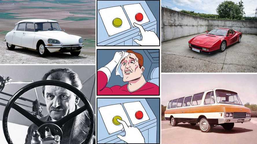 Верю – не верю: хитрый квиз на знание автомобильной истории