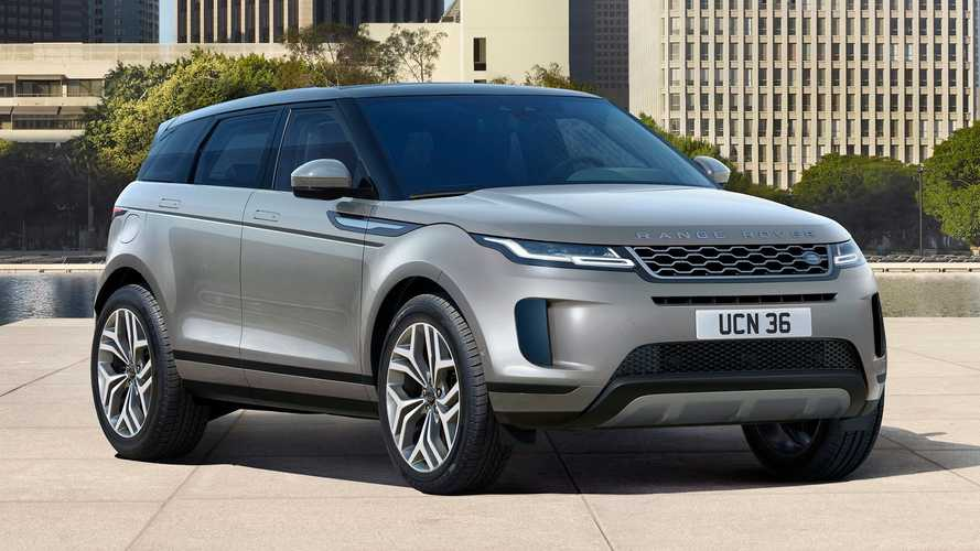 Tech-laden Range Rover Evoque Autobiography revealed