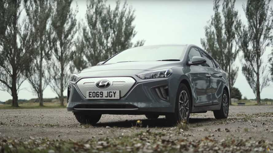 2020 Hyundai IONIQ Electric Featured In Fully Charged
