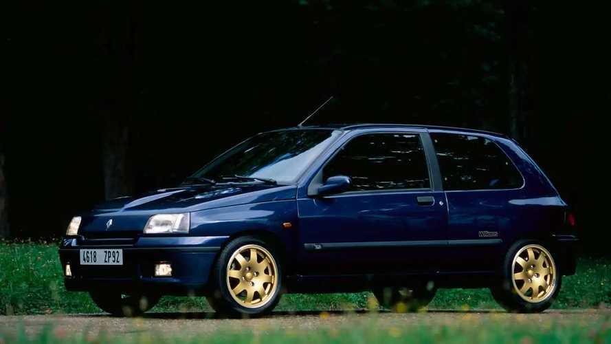 Renault Clio Williams (1994)