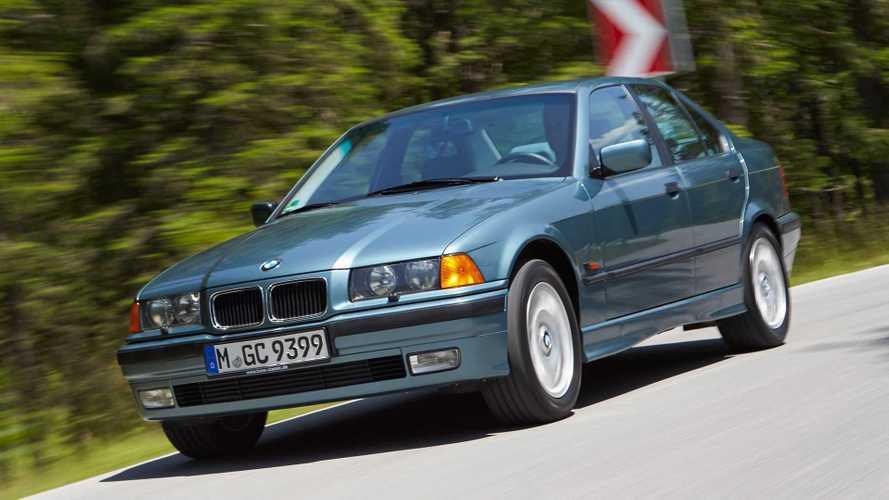 BMW 3er-Reihe (E36, 1990-2000): Klassiker der Zukunft?