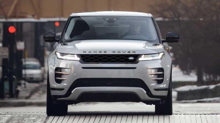 Range Rover Evoque (2021)