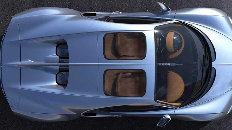 Bugatti Chiron 'Sky View' to make debut at Monterey Car Week