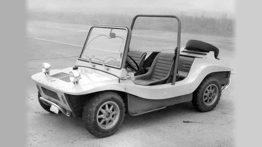 Skoda-Historie: Der Buggy Typ 736 von 1973 war ein Spaßauto für Sand und Sonne