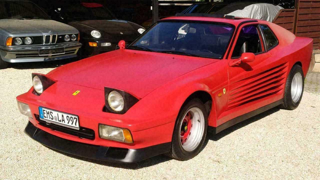 Réplica del Ferrari Testarossa