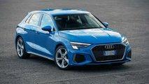 Audi A3 Sportback, la prova