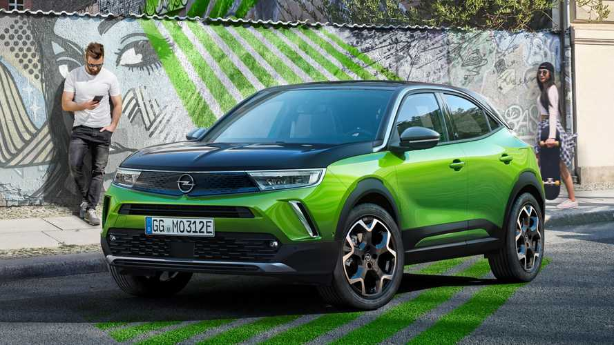 2021 Opel Mokka Revealed As EV With Sharp Looks, Massive Changes
