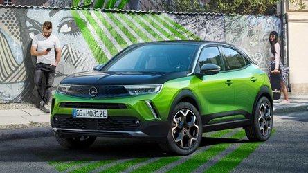 2021 Opel Mokka Revealed As EV With Sharp Looks, Massive ...