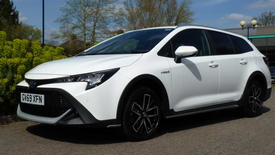 Toyota Corolla Trek arrives in the UK with £29,225 starting price
