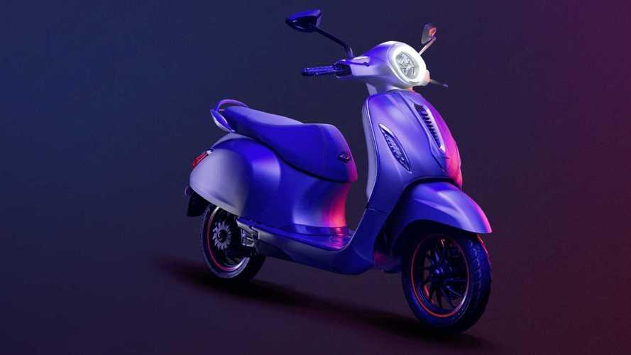 Scooter EV Suzuki