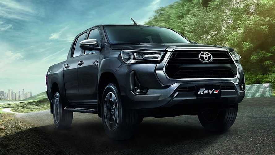 2021 Toyota Hilux launched in Thailand
