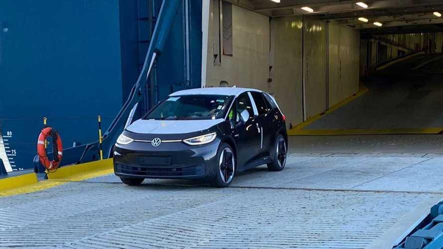 Volkswagen ID.3 desembarca na Noruega, o paraíso dos carros elétricos