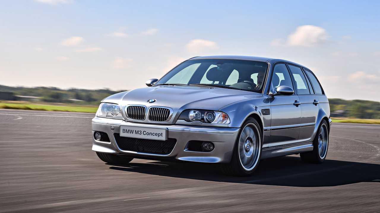 M3 Touring (2000) 1/5
