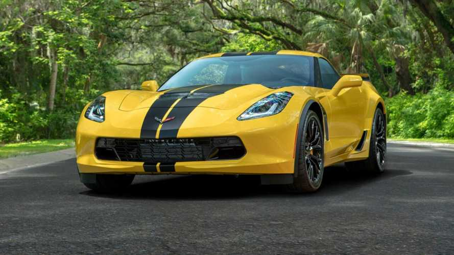 Want A Great Deal On A Used C7 Corvette Z06? Hertz Selling A Bunch