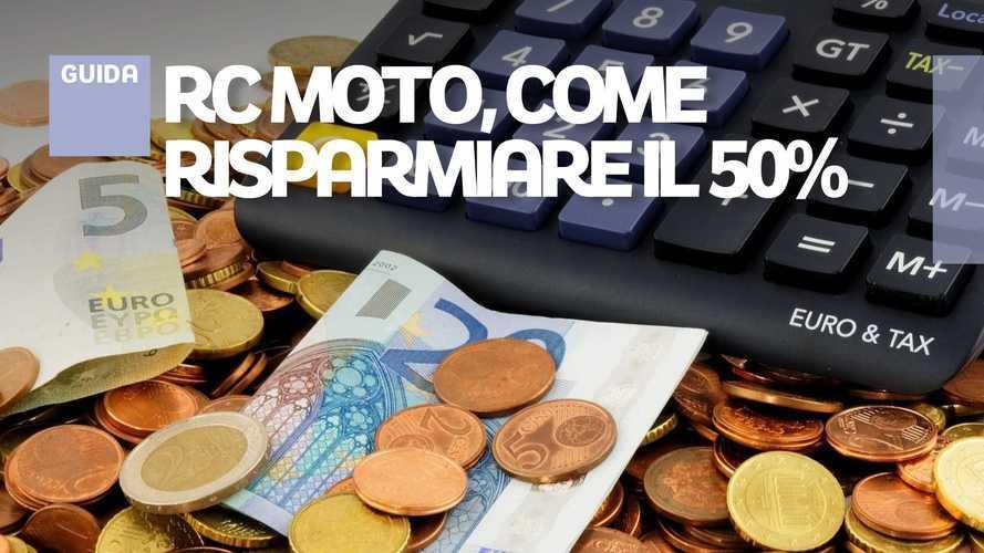 RC Familiare: l'assicurazione moto costa la metà. La mappa dei risparmi