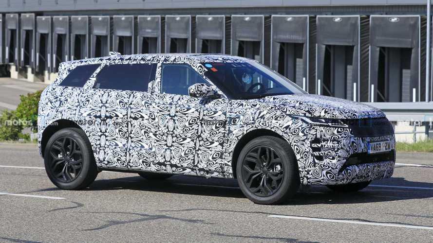 Flagra: Range Rover Evoque vai ganhar inédita versão de 7 lugares