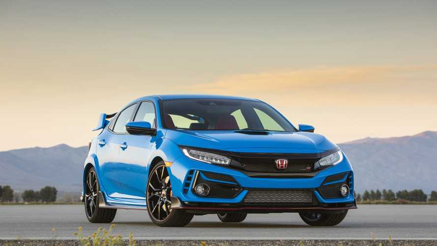2020 Honda Civic Type R: First Drive