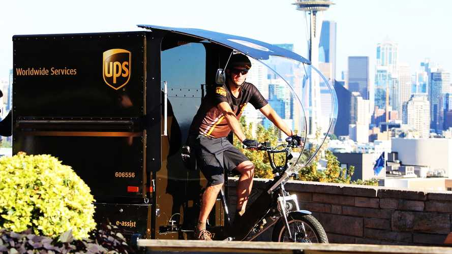 UPS Delivery Service