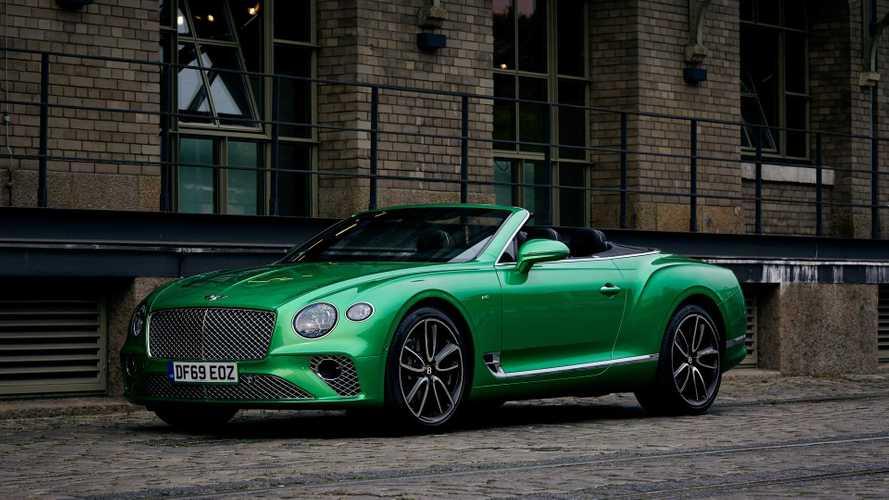 Bentley Bacalar Rainbow