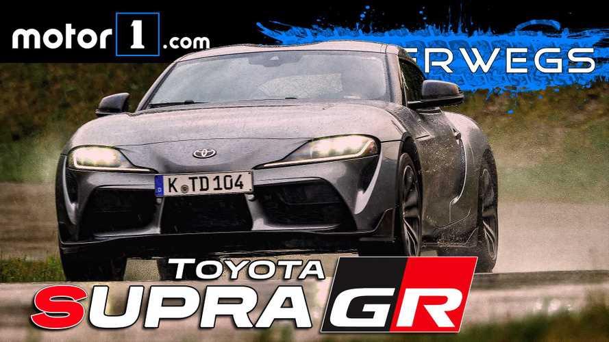 Video: Toyota GR Supra 2.0 - Besser mit vier Zylindern?